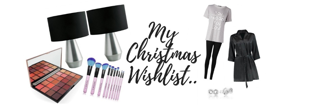christmas wishlist
