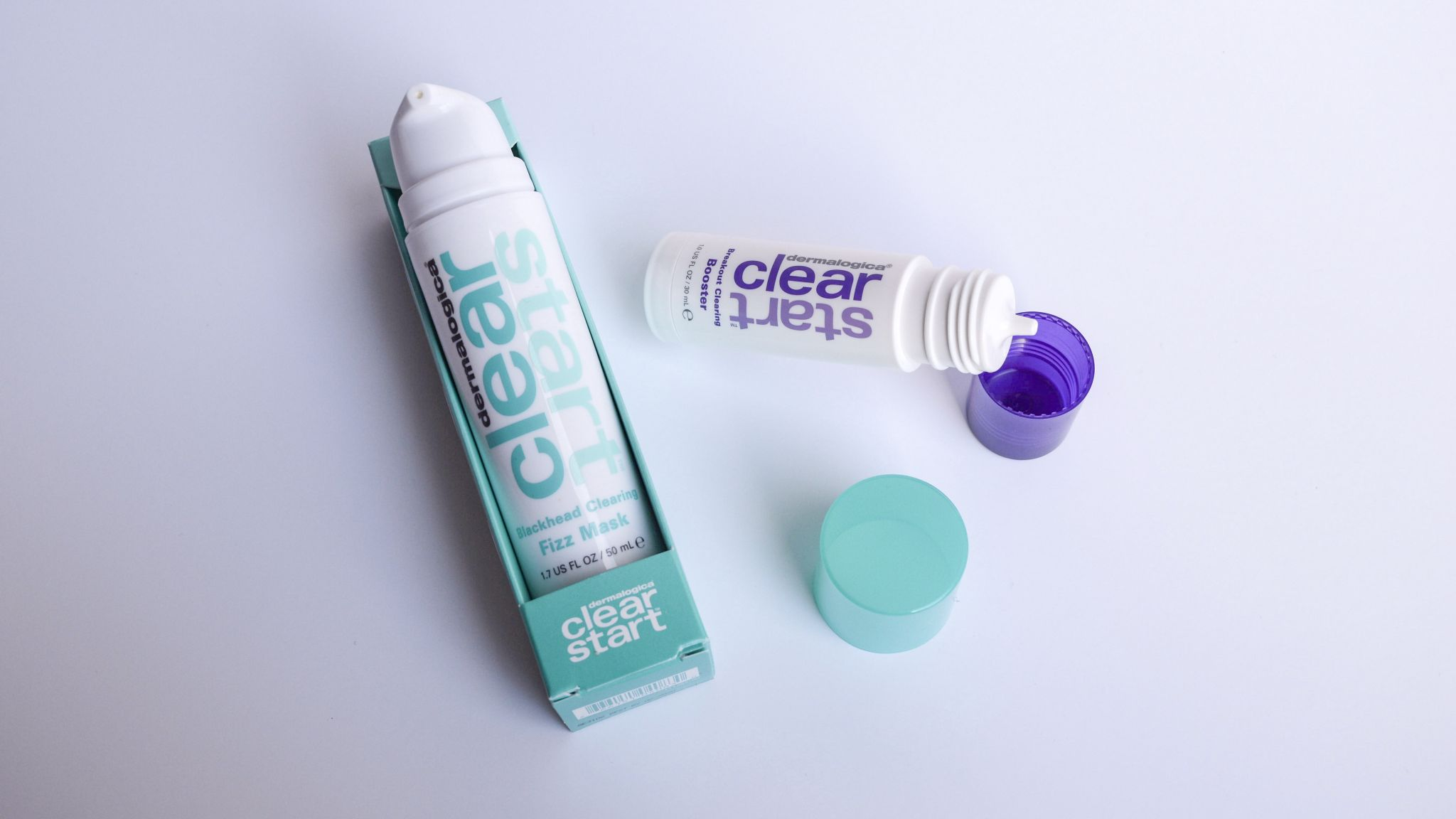 skincare routine clear start dermalogica